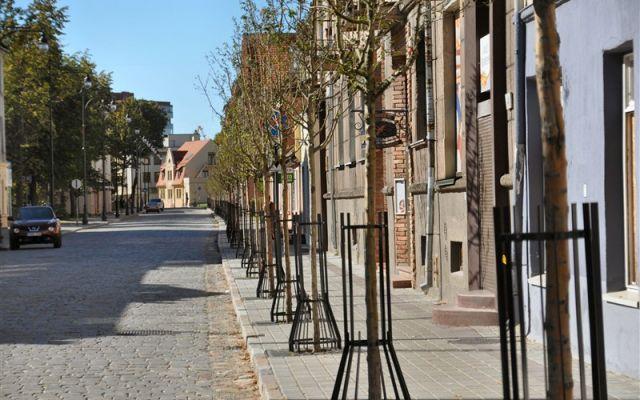 J. Janonio gatvė | Klaipėda