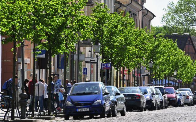 Turgaus gatvė | Klaipėda